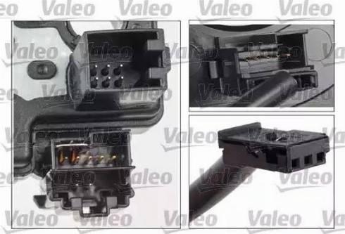 Valeo 251663 - Витая пружина, подушка безопасности avtodrive.by