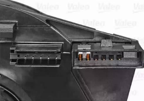 Valeo 251703 - Витая пружина, подушка безопасности avtodrive.by
