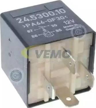 Vemo V15-71-0018 - Реле, продольный наклон шкворня вентилятора avtodrive.by