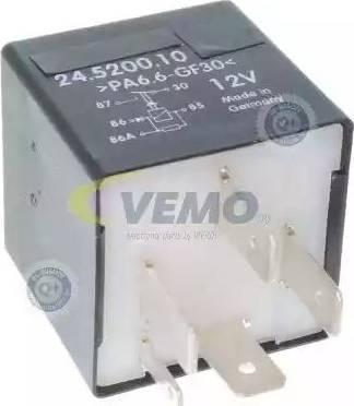 Vemo V15-71-0017 - Реле, продольный наклон шкворня вентилятора avtodrive.by
