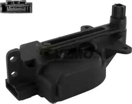 Vemo V10-77-1001 - Регулировочный элемент, смесительный клапан avtodrive.by