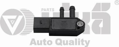Vika 99061780701 - Датчик, давление выхлопных газов avtodrive.by