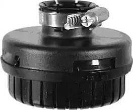 Wabco 432 407 070 0 - Глушитель шума, пневматическая система avtodrive.by