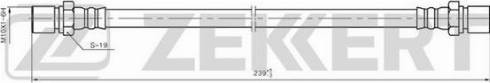 Zekkert BS9024 - Тормозной шланг avtodrive.by