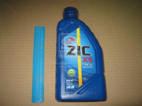 ZIC 132660 - Моторное масло avtodrive.by