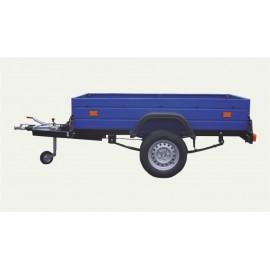 Прицеп БЕЛАЗ 8102 грузовой к легковому автомобилю