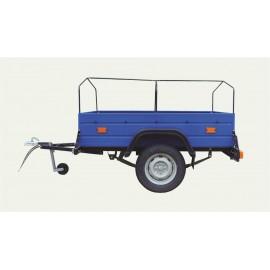Прицеп БЕЛАЗ 81201 к легковому автомобилю