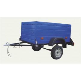 Прицеп грузовой БЕЛАЗ 81203 к легковому автомобилю