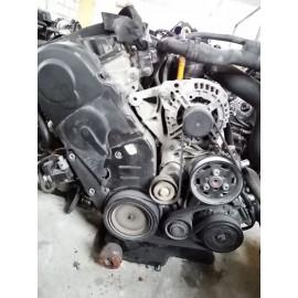 Двигатель к Audi A4, 2004 г.